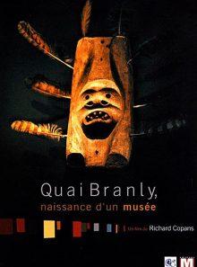 Quai branly : naissance d'un musée