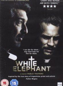 White elephant (elefante blanco)