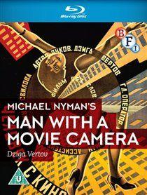 Man with a movie camera (blu-ray)