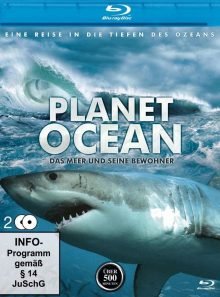Planet ocean - das meer und seine bewohner (2 discs)