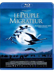 Le peuple migrateur - blu-ray