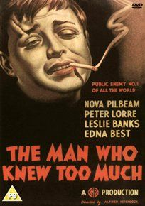 The man who knew too much [dvd]