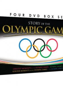 Story of the olympic games coffret 4 dvd