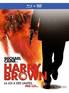 Harry brown - combo blu-ray + dvd