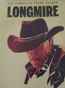 Longmire: the complete 3rd season