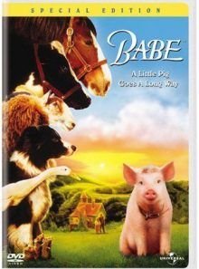 Babe widescreen special edition