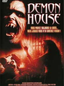Coffret horreur demon house - virgil la maldeiction
