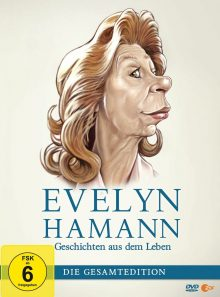 Evelyn hamanns geschichten aus dem leben - gesamtbox (14 discs)