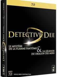 Détective dee - l'intégrale - blu-ray