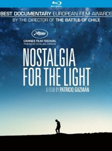 Nostalgia for the light [blu ray]
