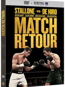 Match retour - dvd + copie digitale