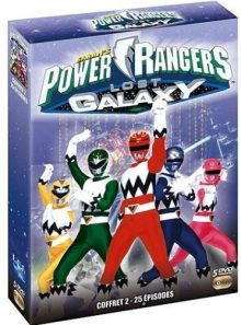 Power rangers lost galaxy volume 2
