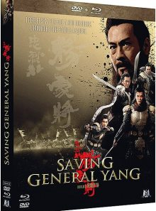 Saving general yang - combo blu-ray + dvd