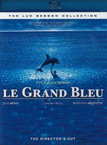 Le grand bleu [blu-ray]