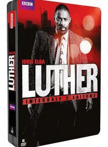 Luther - intégrale 3 saisons - édition steelbook