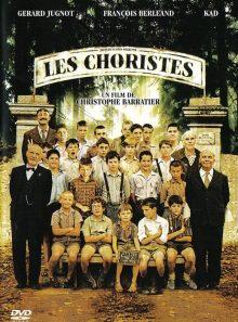 Les choristes - édition simple - edition locative