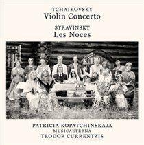 Tchaikovsky violin concerto stravinsky l