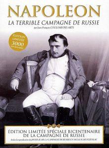 Napoléon : la terrible campagne de russie - dvd + livre