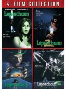 Leprechaun four film collection (leprechaun, leprechaun 2, leprechaun 3, leprechaun 4 in space)