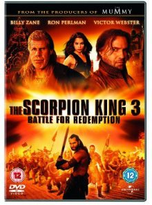 The scorpion king 3 - battle for redemption