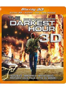The darkest hour - combo blu-ray 3d + blu-ray + dvd