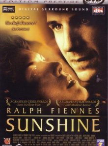 Sunshine - édition prestige