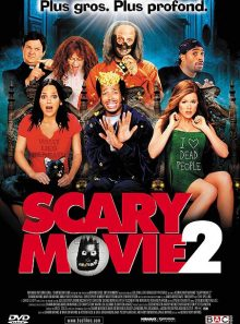 Scary movie 2 - édition simple