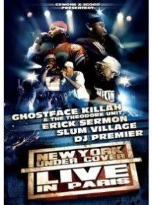 Ghostface killah live in paris epmd dj premier