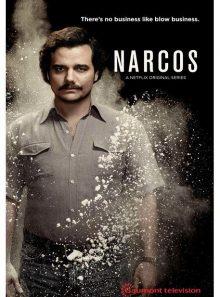 Narcos - saison 1 - blu-ray