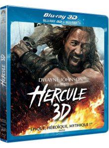 Hercule - combo blu-ray 3d + blu-ray 2d
