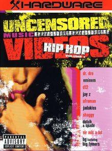 Uncensored music videos - hip hop - volume 1