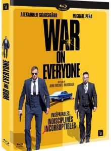 War on everyone - blu-ray