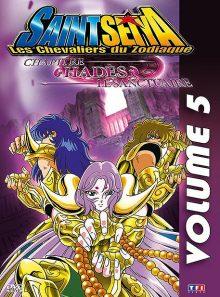 Saint seiya - les chevaliers du zodiaque - chapitre hadès, le sanctuaire - volume 5
