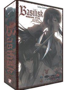 Basilisk : the kôga ninja scrolls - intégrale - édition collector vo/vf