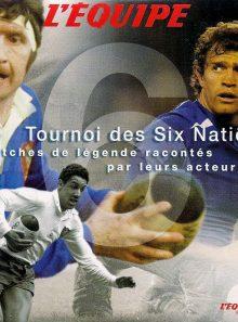 Le tournoi des six nations racontes par leurs acteurs - dvd