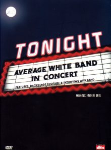 Tonight : average white band in concert