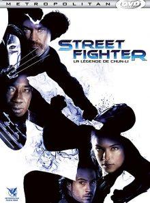 Street fighter - la légende de chun-li