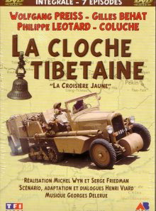 La cloche tibetaine (coffret)