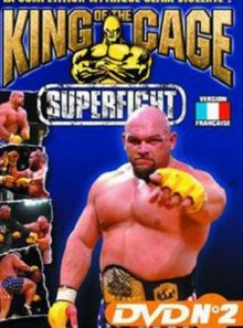 Dvd king of the cage superfight volume 2