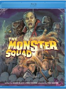 The monster squad [blu ray]