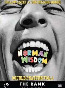 Norman wisdom double feature vol 4