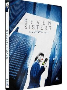 Seven sisters - édition steelbook - blu-ray