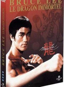 Bruce lee - le dragon immortel - édition collector