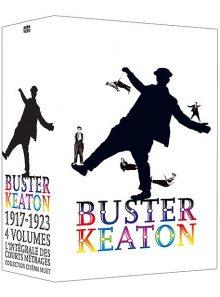 Buster keaton - l'intégrale des courts-métrages 1917-1923