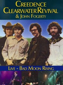 Creedence clearwater revival-live