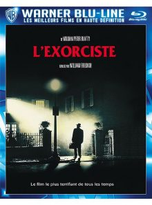 L'exorciste - version longue - director's cut - blu-ray