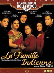 La famille indienne - édition collector