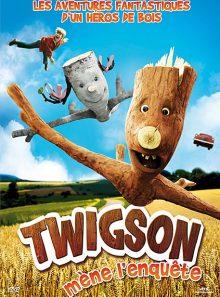Twigson mène l'enquête - dvd + copie digitale