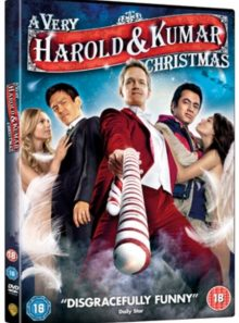 A very harold and kumar christmas [dvd]