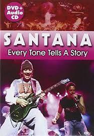 Santana - every tone tells a story